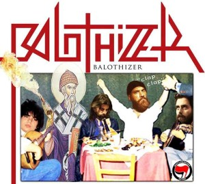 Cretan Music From Hell: The Balothizer Weekly Residency!