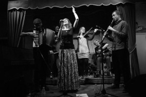 Helter Skelter Presents: An Evening of Klezmer with the Magical Oysland