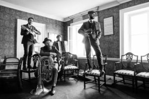 Helter Skelter With Justin & The Argonauts + Ben Hemming Trio