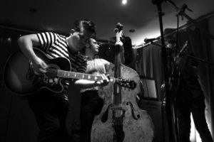 Skinny Jim Presents Howlin' Ric & The Rocketeers + Jake Watson & The Swamp Stomp String Band
