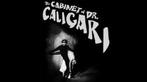 The Lucky Dog Picturehouse Presents a Night of Silent Film & Live Music: 'The Cabinet of Dr. Caligari' (1920) With Soundtrack by Peter Coldham & Nicholas D. Ball