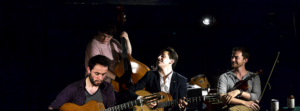 Gypsy Jazz With Latchepen