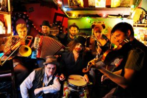 Helter Skelter With The Discount Orchestra + Mutana