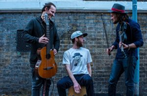 The Trouble Notes 'Grand Masquerade' EP Release Show With Guest Hugh 'Blue' Jones