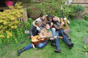 Helter Skelter With Margo Cilker's Field Heat + Guests