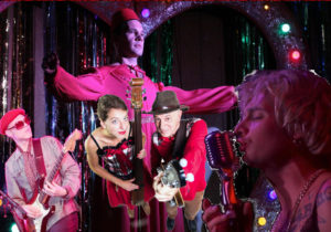 Antic Follies Presents Cabaret at Jamboree