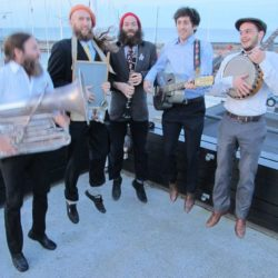 Snag It! With The Jazz Cannibals + Mademoiselle Garance Loulou